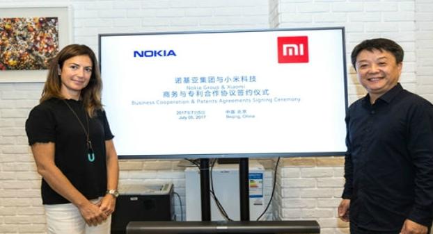 Xiaomi объединяет силы Nokia.